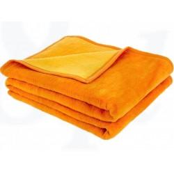 Koc Akrylowy Oranż