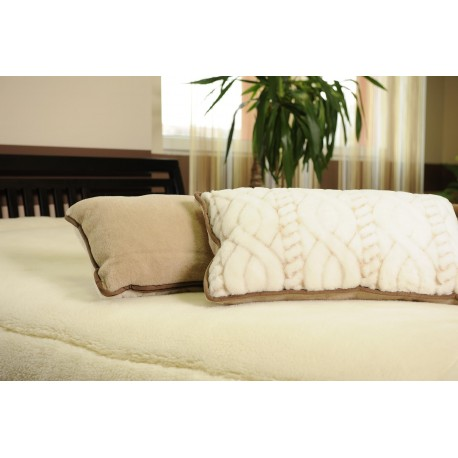 Warkocz poduszka