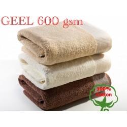Ręczniki Bawełniane Geel 600 gsm