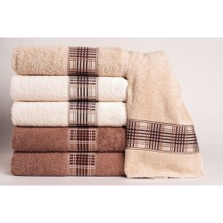 Bawełniane Ręczniki LINDEN 500 gsm