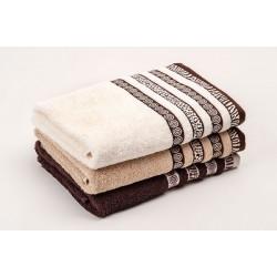Żakardowe Ręczniki Jungl