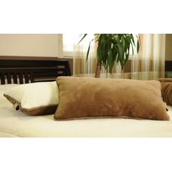 Camel/Kaszmir poduszka